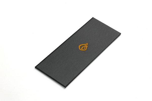 Treadstone Menus - Plastic Menu Covers