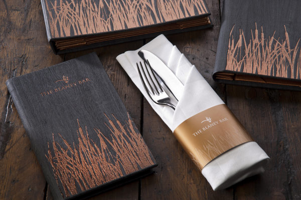 Treadstone Menus - Luxury Restaurant Menu Covers
