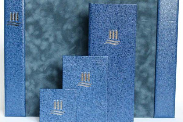 Treadstone Menus - Personalised Menu Covers